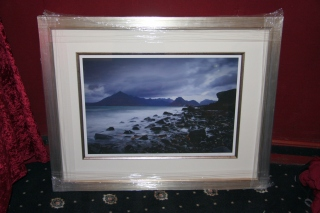 Framed Moody Elgol Dawn 1