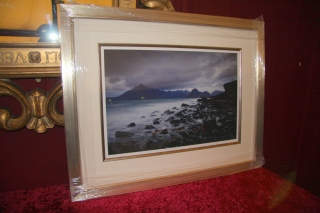 Framed Moody Elgol Dawn 3