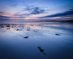 Dusk at Culla Beach II