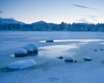 Winter at Loch Morlich II