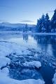 Winter at Loch Morlich